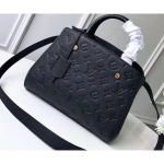 Monogram Empreinte Leather Montaigne Bb Bag M41053 Noir