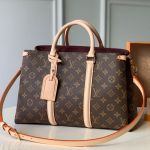 Monogram Canvas Open Top Handle Bag Mm M44816 2019 Collection