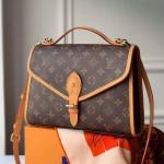 Large Lv Ivy Monogram Canvas Top Handle Bag M44919 2020  Collection