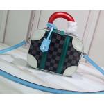 Mini Luggage Bag Damier Graphite Canvas 2019