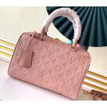 Monogram Empreinte Leather Speedy Bandouliere 25 Bag M44069 Pink