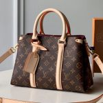 Monogram Canvas Open Top Handle Bag Bb M44815 2019 Collection