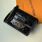 Monogram Vernis Patent Leather Mini Dauphine Bag M44580 2019