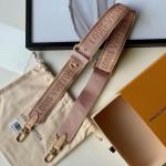 Fabric Multi-pochette Accessoires Shoulder Strap M44813 Pink 2019 Collection