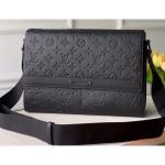 Monogram Shadow Leather Sprinter Messenger Bag M44729 2020
