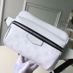 Outdoor Monogram Leather Bumbag/belt Bag M30247 White 2019 Collection