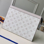 Monogram Pochette Voyage Mm Pouch M61692 White 2019 Collection