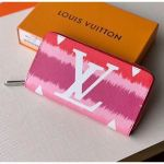Monogram Canvas Lv Escale Zippy Wallet M69110 Red 2020 Collection