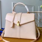 Padlock Rose Des Vents Mm Top Handle Bag M53815 Cream White 2019 Collection