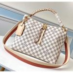 Damier Azur Canvas Beaubourg Hobo Mm – Digital Exclusive N40343 Collection