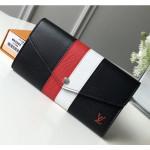 Sarah Wallet M62985 Noir Epi Leather
