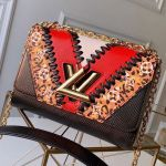 Twist Mm In Animal Print V Epi Leather M53926 2019 Collection