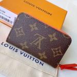 Zippy Multicartes Card Holder M64303 Orange 2019 Collection