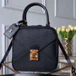 Cube Néo Square Bag Top Handle Bag M55334 Black 2019 Collection