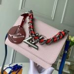 Twist Pm Bag In Epi Leather M53923 Pink 2020  Collection