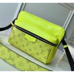Men's Outdoor Messenger Bag M43845 Neon Green 2018