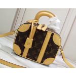 Monogram Canvas Mini Luggage Bag M44582 2019