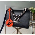 Twist Pm Bag In Epi Leather M53923 Black 2020  Collection