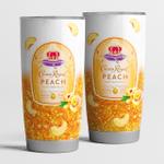Crown Royal Peach Tumbler Cup