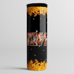 KIZZ Band - The Final Tour Ever Music Fans - Stainless Steel Eco Skinny Tumbler Coffee Cup