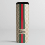 Vintage Gucci Supreme Damier - Stainless Steel Eco Skinny Tumbler Coffee Cup