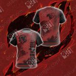 Fairy Tail New Style Unisex 3D T-shirt
