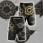 Steins;Gate OSHMKUFAHSA Beach Shorts