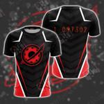 Steins;Gate The Emblem Of The Future Gadget 3D T-shirt