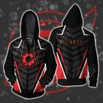 Steins;Gate The Emblem Of The Future Gadget Zip Up Hoodie Jacket