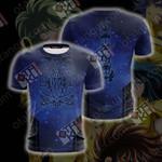 Saint Seiya - Pegasus Symbol Unisex 3D T-shirt