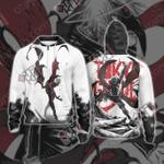Tokyo Ghoul New Style Zip Up Hoodie Jacket