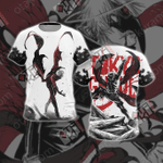 Tokyo Ghoul New Style Unisex 3D T-shirt