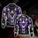 Yu-gi-oh! - Marik Logo Unisex Zip Up Hoodie Jacket