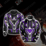 Yu-gi-oh! - Marik Logo Unisex  3D Hoodie