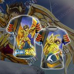 Saint Seiya - Sagittarius Seiya New Unisex 3D T-shirt