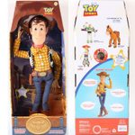 Toy Story 3 Talking Woody Action Toy Figures Model