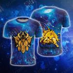 Saint Seiya Knights Of The Zodiac Tauro Unisex 3D T-shirt