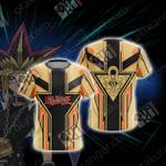 Yu-Gi-Oh! - Milennium Puzzle Unisex 3D T-shirt