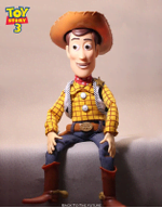 Toy Story 3 Talking Woody Action Toy Figures Model Doll