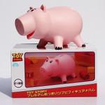 Toy Story Hamm Piggy Bank Pink Pig Coin Box PVC Figure Toys