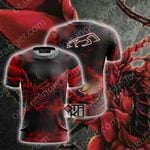 Yu-Gi-Oh! Black Rose Dragon Cosplay Unisex 3D T-shirt