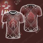 Saint Seiya Pegasus Unisex 3D T-shirt