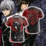Vampire Knight New Unisex 3D T-shirt