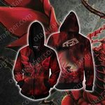 Yu-Gi-Oh! Black Rose Dragon Cosplay Zip Up Hoodie Jacket