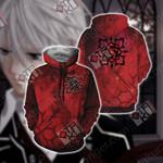 Vampire Knight Symbol Unisex 3D Hoodie