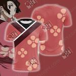 Samurai Champloo - Fuu 3D T-shirt