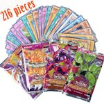 Yu Gi Oh Anime Game Collection Cards 216pcs Set