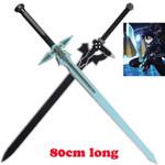 Sword Art Online Kirigaya Kazuto Yuuki Asuna Sword Cosplay Prop