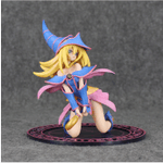 Yu Gi Oh Figure Toy Kawaii Dark Magician Girl Model Doll