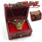 Yu Gi Oh Yugi Muto Millenium Puzzle Millennium Wheel Wisdom Necklace